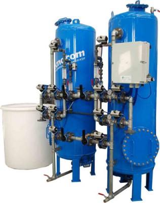 impianti recupero acqua da reflui